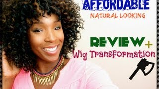 Affordable Natural Looking Wig : Wig Transformation Beshe Lace 31