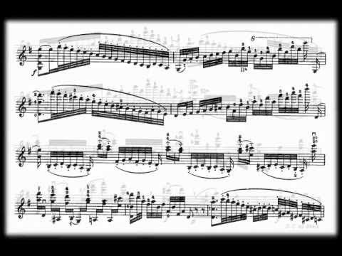 Паганини Никколо - Capriccio N 20 - Alegretto In Re Maggiore