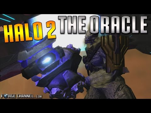 Halo 2 - The Oracle - The Flood Attacks!