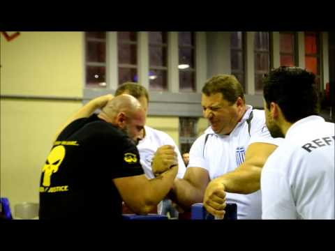 Charalampopoulos VS Giokas  (Highlights Of Battle) Slow Motion