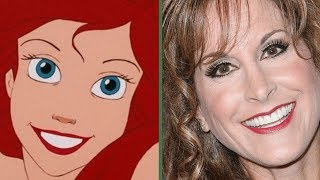 The Little Mermaid (1989) Voice Actors and Characters