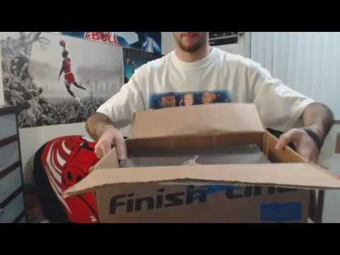 Unboxing: Air Jordan Black/White Concord Alpha Float Premier (1080p)