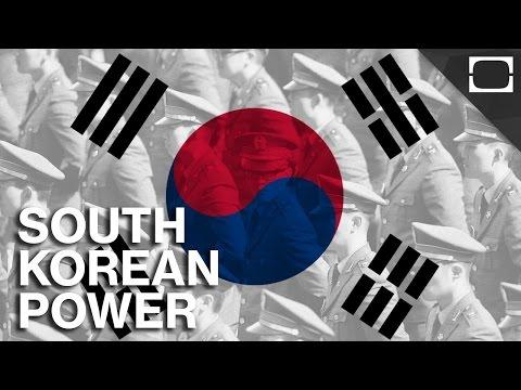 How Powerful Is South Korea?
