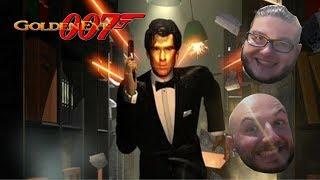 Rickus Retro Rausch: 007 GOLDEN EYE! - Gentle Idiots