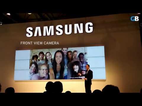 Samsung Galaxy S6 launch in Mobile World Congress, Barcelona