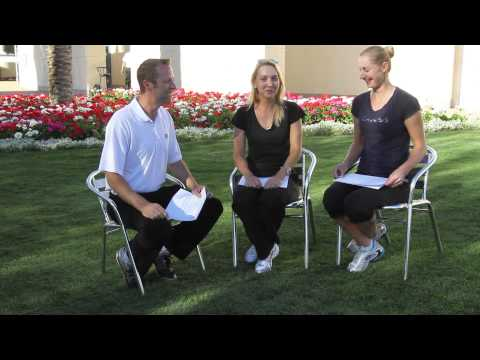 BNP Paribas Open - How Well Do You Know... Makarova and Vesnina