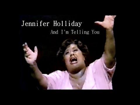 Jennifer Holliday - And I'm Telling You (1982 Tony Awards, Dreamgirls)