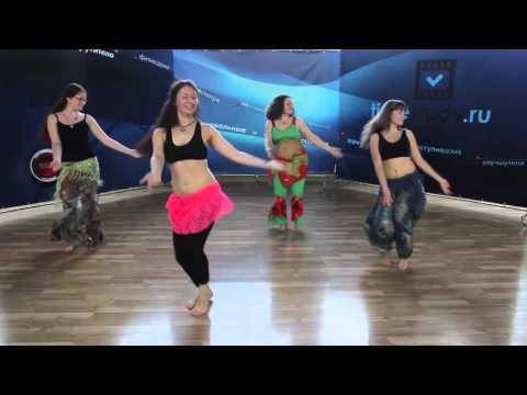ВОСТОЧНЫЙ танец привлекает всех мужчин! Урок 4