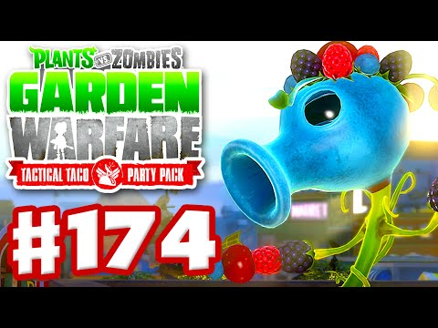 Plants vs. Zombies: Garden Warfare - Gameplay Walkthrough Part 174 - Berry Awesome with MasterOv!