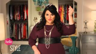 Plus Size Fashion Outfits From Day to Night