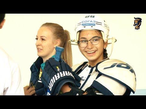 Хоккейная физкультура: школа № 66 (Адлер)