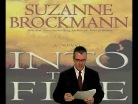 Into the Fire Suzanne Brockmann Book Trailer Review Roman Review