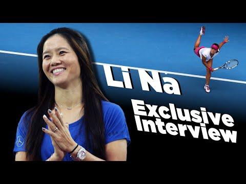 Li Na talks to Laureus.com
