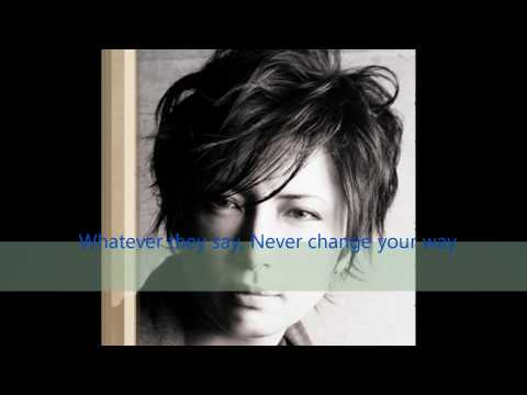 Gackt EVER Lyrics