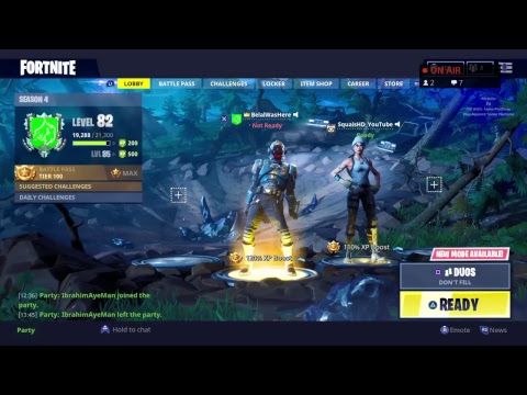 NEW BLOCKBUSTER SKIN OUT WEEK 7 CHALLENGES thumbnail