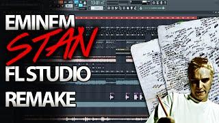 download lagu Eminem - Stan Fl Studio Remake Making Of gratis
