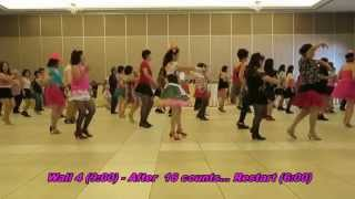 My Heart Without Him - Line Dance (Party Dance)