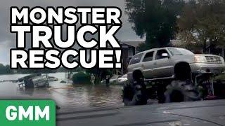 Heroes of Hurricane Harvey