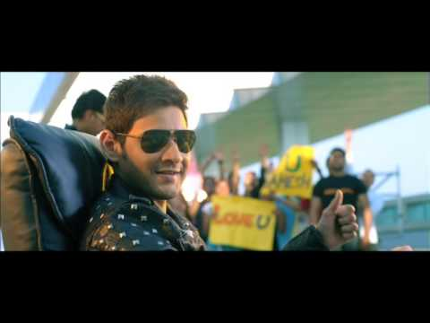 Thums Up Mahesh Babu New TVC