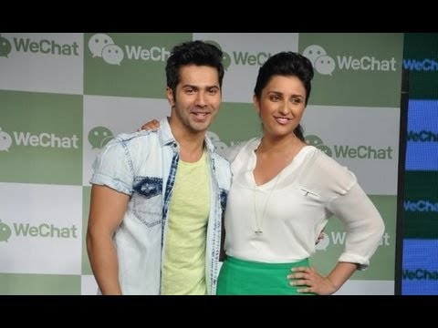 Varun And Parineeti
