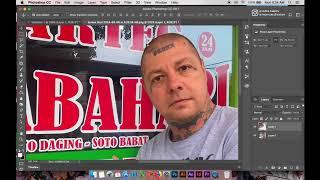 Photoshop Tutorial by Indra Hakim (Mudah Tanpa Masking) - REAL TIME