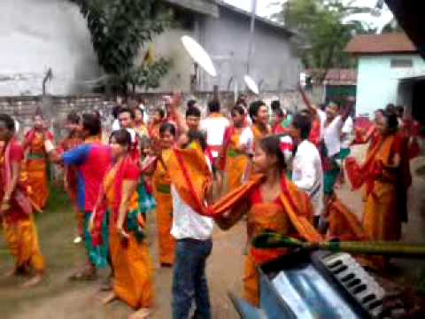 Bwisagu Dance video