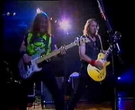 Iron Maiden - Tears of the Dragon (live)