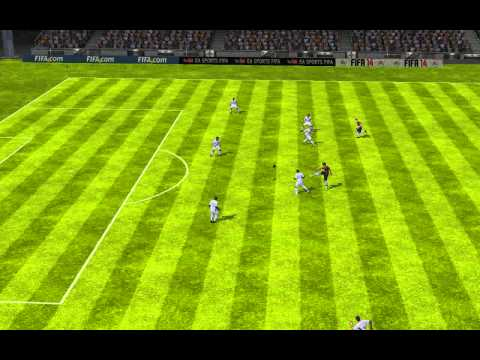 FIFA 14 Android - FC Barbados VS Deportes Tolima