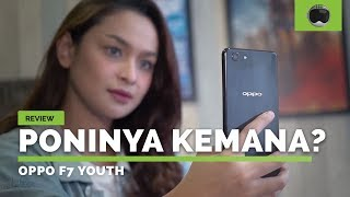 MESIN SELFIE + GAMING   Review OPPO F7 Youth