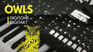 CO5MA - OWLS (live with Elektron Digitone & Digitakt)