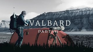 SVALBARD Photo Adventure - part 3 | remote solo camping and bird photography behind the scenes