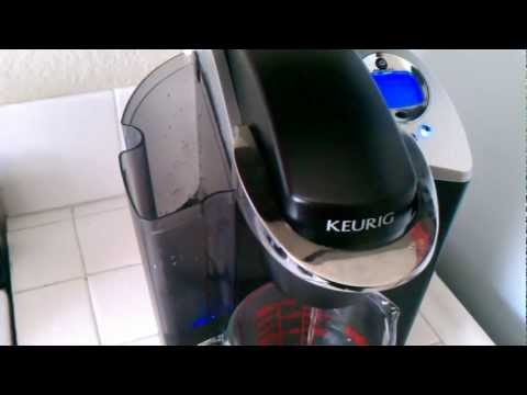 Keurig B60 Water Pumping Back To Reservoir Problem