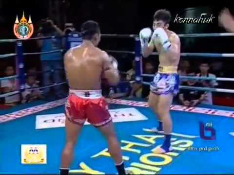 King of muay thai vs King of Sanshou (2012 Superfight) Image 1