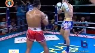 King of muay thai vs King of Sanshou (2012 Superfight)