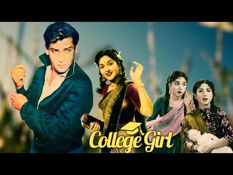 College Girl | Full Movie | Shammi Kapoor | Vyjayanthimala | 1960 video