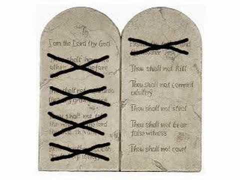 10 commandments dating song 5
