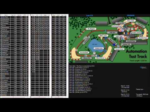 BRC 1945 - Race 1 - Qualifying