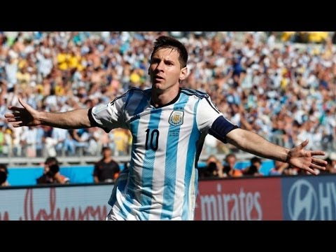 Argentina vs Nigeria (3-2) | World Cup 2014 | All Goals & Highlights | HD