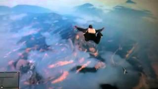 GTA 5- Saut en parachute
