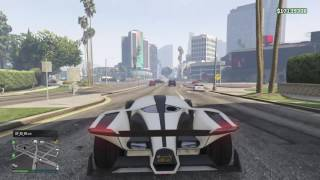 Grand Theft Auto V CAR NOT EVEN OUT YET