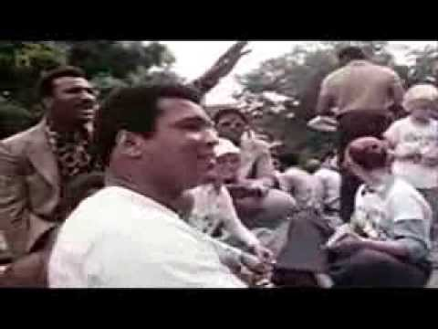 The History Channel's Becoming Muhammad Ali- Part 4 of 4