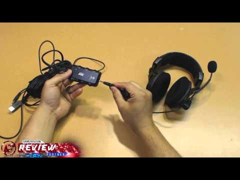 Turtle Beach Ear Force PX22 Review + FREE GIVEAWAY [XBOX 360. PS3. PC. WIIU. 3DS. VITA]