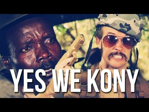 Yes We KONY [RAP NEWS 12]