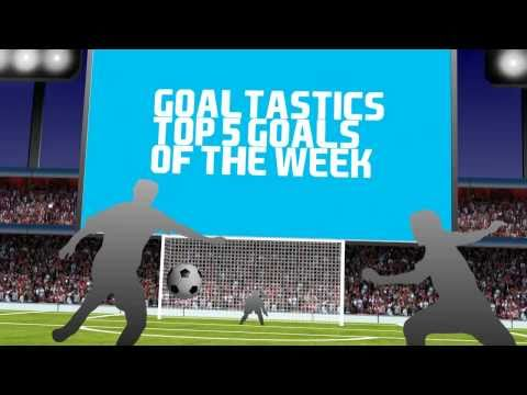 FIFA 11 - Top 5 Goals of the Week Ep. 1