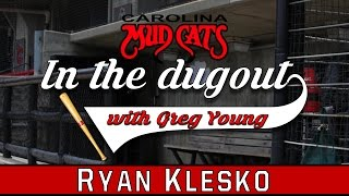 In the Dugout with Greg Young #13- Ryan Klesko