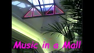 Music in a Mall / Shot on VHS & Starring Rick Serra