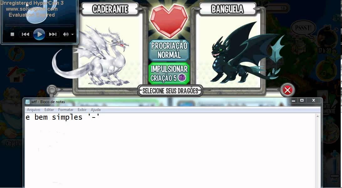 Dragon City Dragão Puro Dragon City Como Fazer Dragão