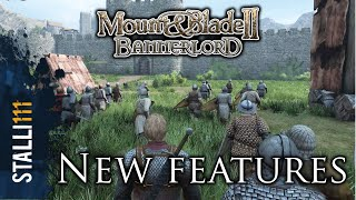 ►Mount & Blade II: Bannerlord | Gamescom: New Features, Siege Weapons, Weapon Crafting and more
