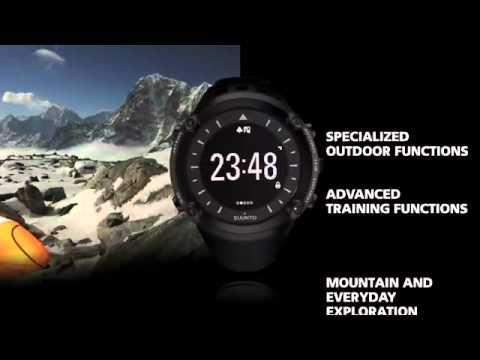 Suunto Ambit   YouTube
