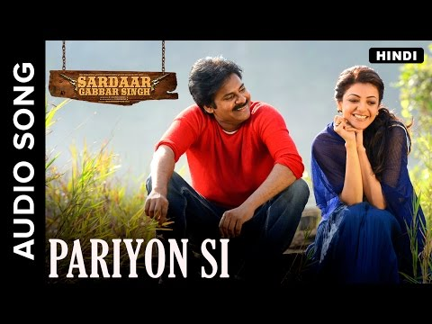 Pariyon Si | Hindi Audio Song | Sardaar Gabbar Singh | Devi Sri Prasad